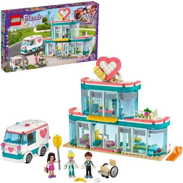 LEGO® Friends 41394 - L'hôpital de Heartlake City