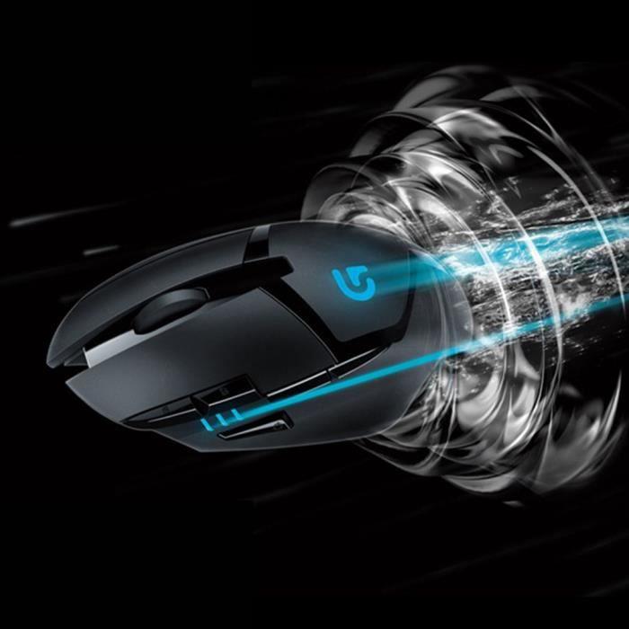 ❣LOGITECH Souris Gamer G402 Hyperion Fury FPS❣