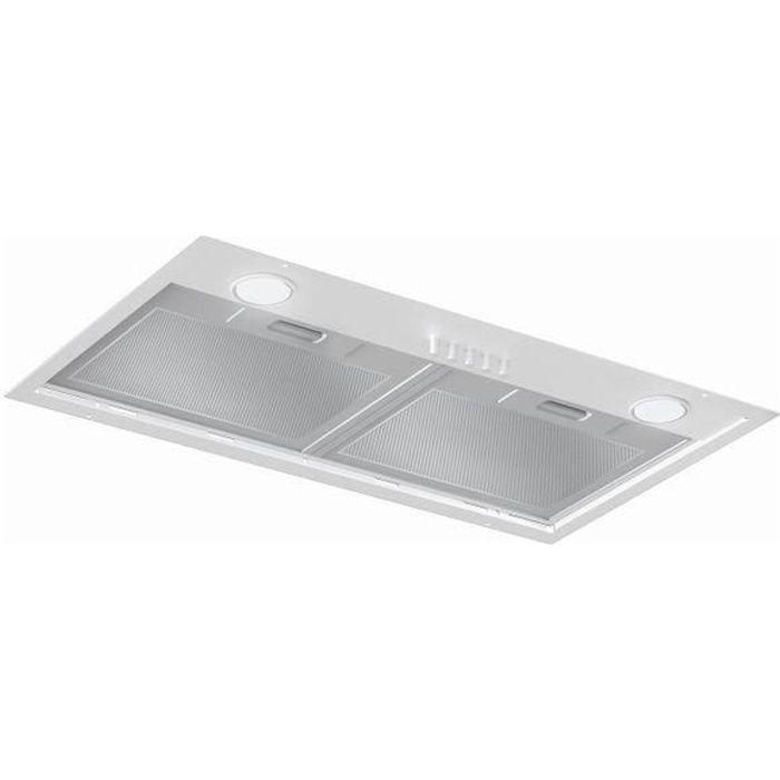Hotte cuisine Silverline encastrable ALPHA blanc 60 cm Noir