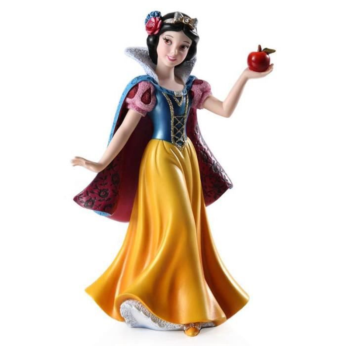 figurine blanche neige haute couture achat vente figurine personnage cdiscount. Black Bedroom Furniture Sets. Home Design Ideas