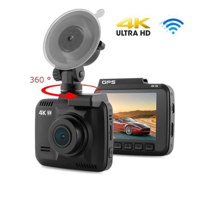 KIMISS Dash Cam de Voiture,Enregistreur Vid/éo de Conduite USB DVR Cam/éra Dash HD 1080p Enregistreur vid/éo Dash pour Android
