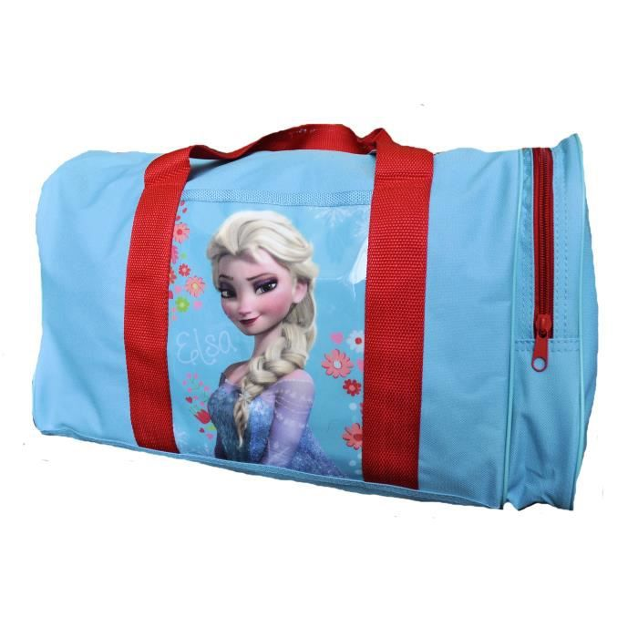 la reine des neiges sac de sport ou de voyage frozen pour enfant fille achat vente sac de. Black Bedroom Furniture Sets. Home Design Ideas
