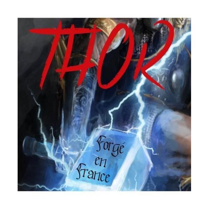 WHISKY BOURBON SCOTCH Concentré Thor 10ml Deus Juices (5 Pièces)