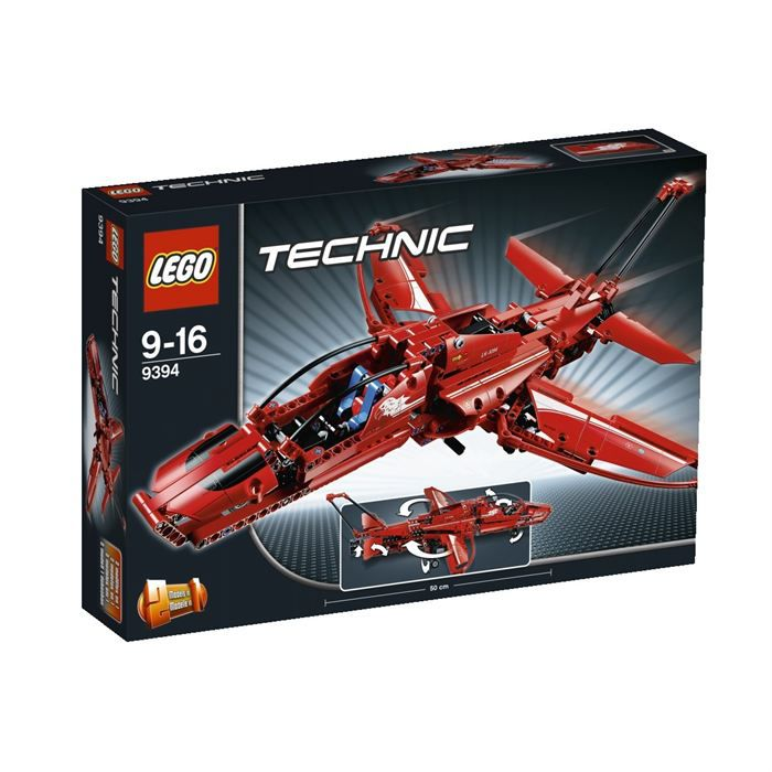 lego technic l 39 avion supersonique achat vente assemblage construction cdiscount. Black Bedroom Furniture Sets. Home Design Ideas