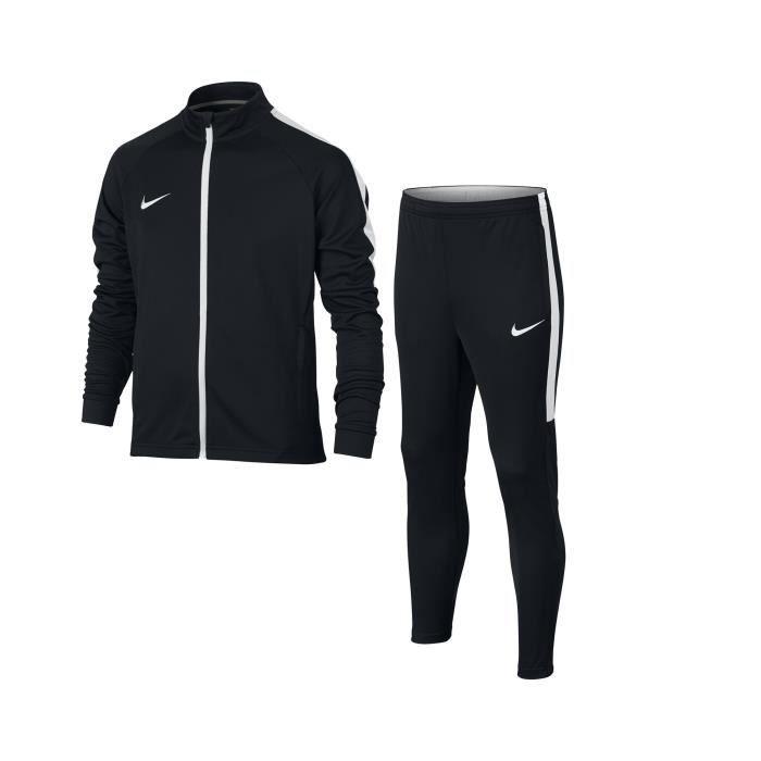 Ensemble de vêtements Survêtement Nike Academy Noir Junior