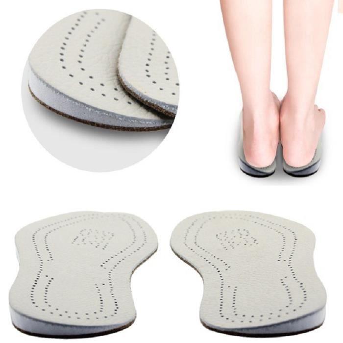 Mousse mémoire semelles orthopédiques semelles intérieures chaussures pieds les chaussures orthopédique