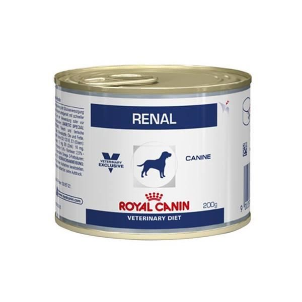 COMPLÉMENT ALIMENTAIRE Royal Canin Veterinary Diet Dog Renal 12 x 200 grs