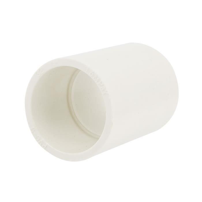 32mm Diamètre Tuyau Pvc U Raccord Connecteur Blanc