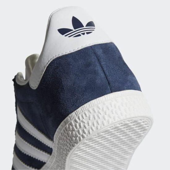 Baskets Adidas Gazelle Bleu Marine. BY9144 BLEU MARINE - Cdiscount ...