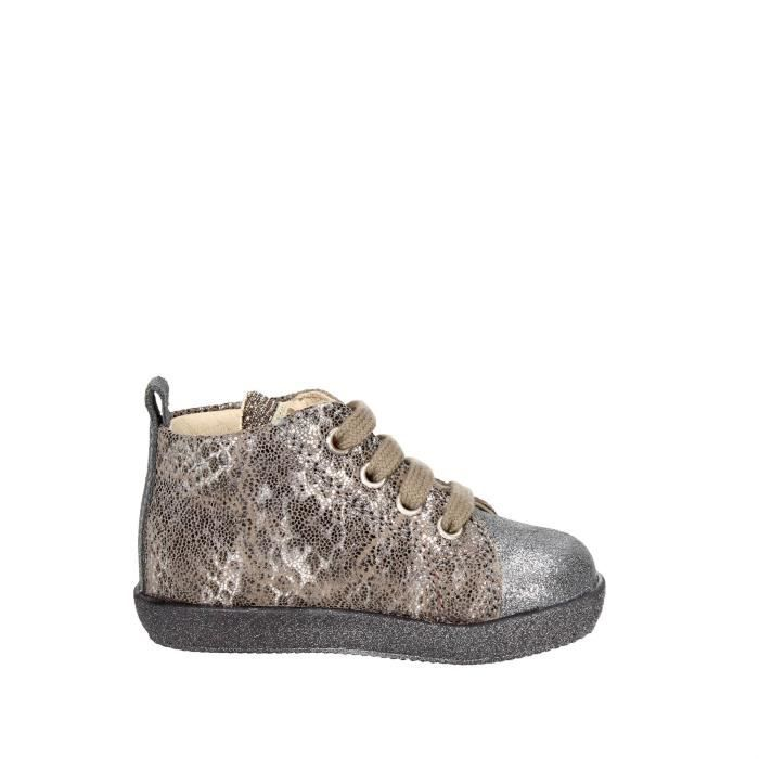 Falcotto Sneakers Fille Gris, 24