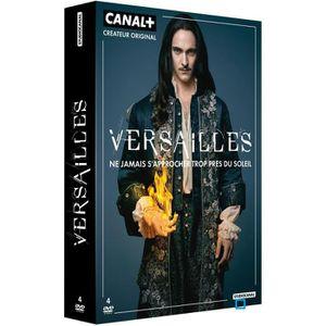 DVD SÉRIE Coffret DVD Versailles