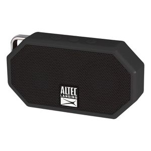 ENCEINTE NOMADE ALTEC Enceinte mini H2O - ip 67 - 3,5 mm microphon