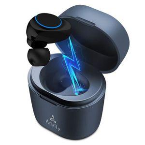 OREILLETTE BLUETOOTH Arbily Écouteur sans fil Bluetooth 5.0 TWS E9 Mini