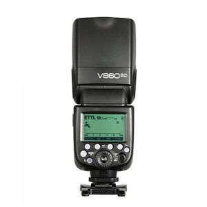 FLASH Godox Speedlite Flash V860II-C Lithium Li-ion 2,4G