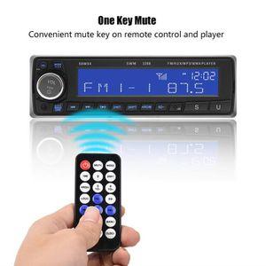 AUTORADIO MP3-1088 Autoradio Bluetooth Lecteur MP3 / MP4 / M