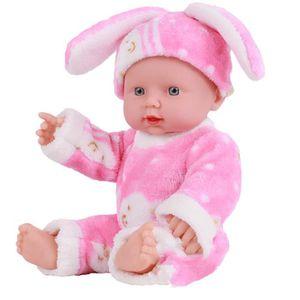 POUPÉE Poupée 30cm doux enfants reborn bébé poupée jouets