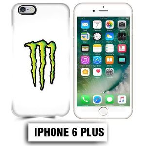 Coque iphone 7 plus monster energy