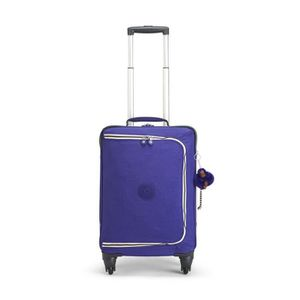 VALISE - BAGAGE Kipling Cyrah S petit valise cabine Summer Purp Mi