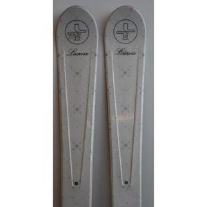 SKI Skis parabolique Haut de Gamme LACROIX Pearl
