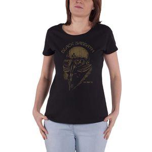T-SHIRT black sabbath T Shirt US Tour 1978 Band Logo nouve