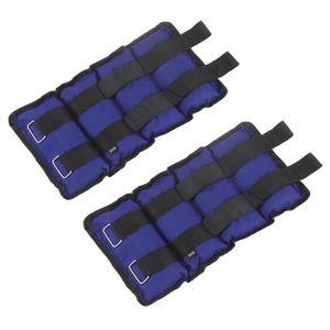 Unisexe pour Adulte Multicolore 2 x 1,5 kg Taille Unique Pure2Improve P2I200630 Poids de la Cheville//Poignet