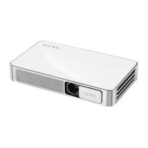 Vidéoprojecteur Qumi Q3Plus Vidéoprojecteur Wi-FI LED DLP WXGA, 1