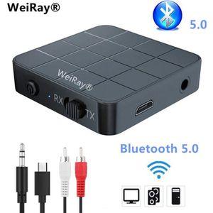 Récepteur audio Émetteur Récepteur Bluetooth 5.0 - WeiRay® Adaptat