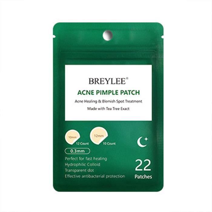 APPAREIL DE MASSAGE MANUEL,BREYLEE Patch Anti acné Anti acné point noir bouton traitement des imperfections autocollant - Type NO.2
