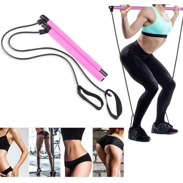 Elastiband Bande Elastique Musculation Bande Elastique Sport Fitness Fitness Elastique Reacutesistance Band Set Bandes Dentr[82]