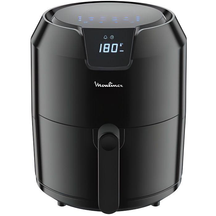 MOULINEX - Friteuse EASY FRY DIGITAL 8 Fonctions EZ401810 - Noir