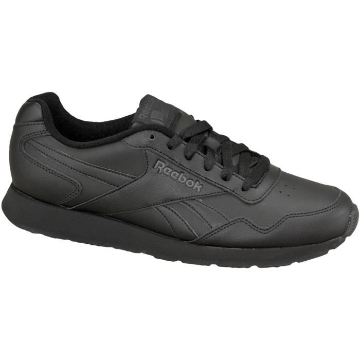 Reebok Royal Glide V53959 Homme Baskets Noir