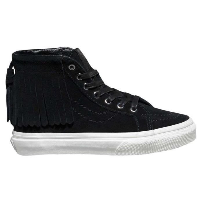 Chaussures de tennis Vans Sk8 Hi Moc K