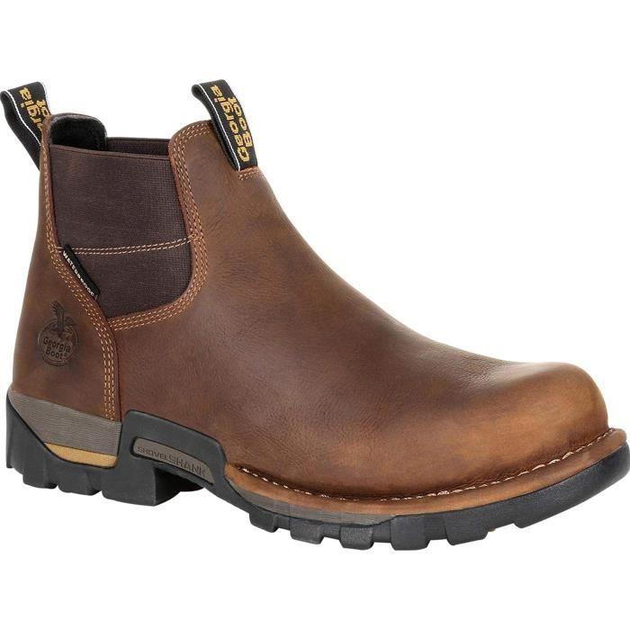 Chaussures De Running GU0M1 Eagle One imperméable Chelsea s de travail Taille-47