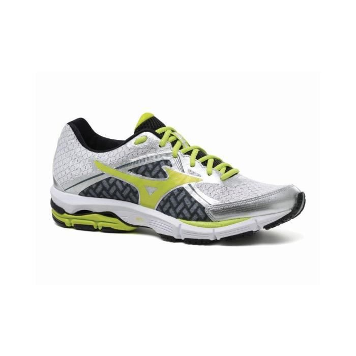Ultima Prix Homme Mizuno 6 Blanc Chaussures Pas Cher Wave Cdiscount UxFYwtH