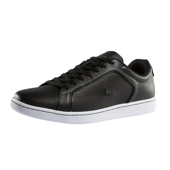a6404c458f ... 317 10 SPM. BASKET Lacoste Homme Chaussures // Baskets Carnaby Evo 31 .