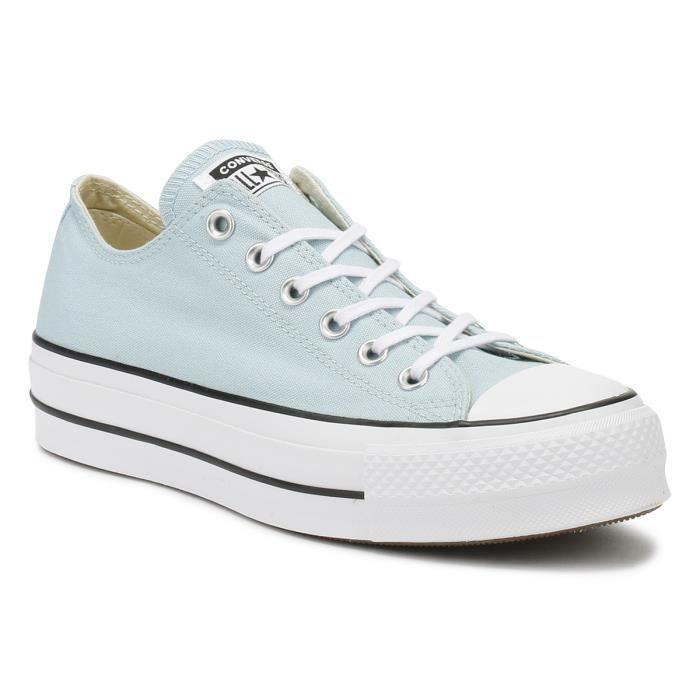 chaussure femmes bleu converse femmes