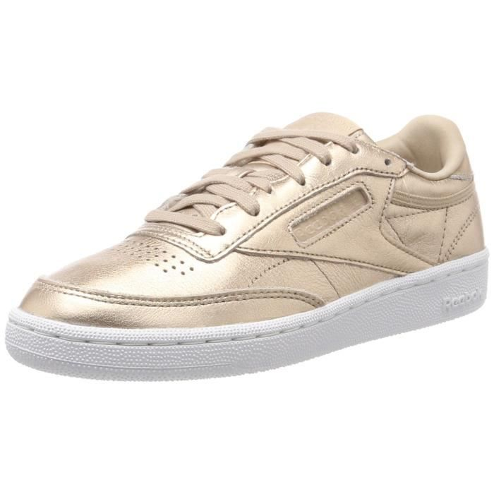 Reebok 85 Gymnastics Taille Shoes Women's Lthr 38 Club 3me89c C y7gY6bf