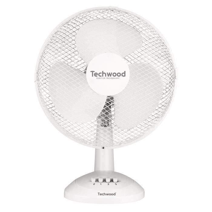 VENTILATEUR TECHWOOD Ventilateur 30cm.