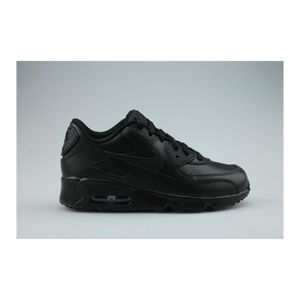 huge discount 4d80a d758b ... BASKET Nike Air Max 90 Ltr Enfant Noir ...