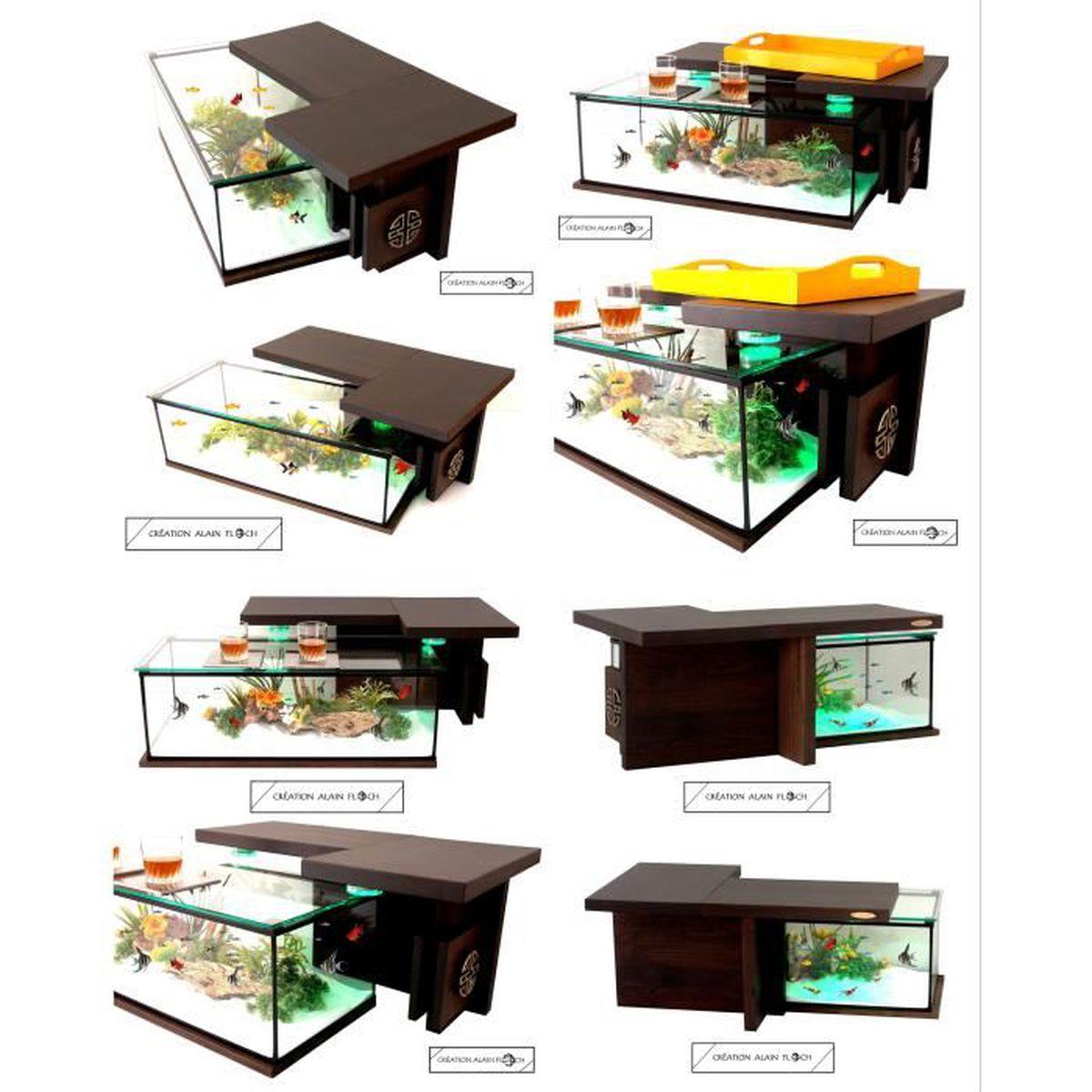 Table Basse Terrarium A Vendre table basse aquarium terrarium monastik - filtre interne
