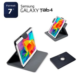 COQUE - HOUSSE Port Designs Etui Galaxy Tab 4 Rotatif 360 7 po...
