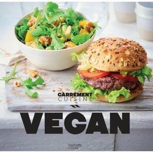 LIVRE CUISINE AUTREMENT Vegan. 100 recettes gourmandes