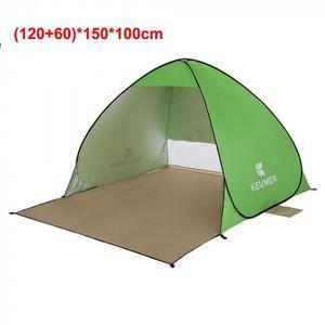 TENTE DE CAMPING Version Vert - Cn - Tente De Camping Automatique E