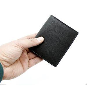 PORTEFEUILLE Portefeuille à poches pour fenêtre à fenêtre à tro