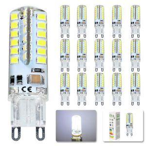 AMPOULE - LED Elinkume Ampoule Spot LED 15X G9 3.5W Blanc Froid