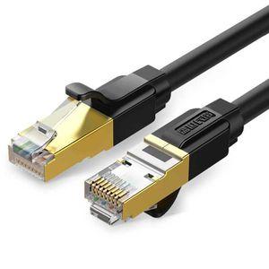CÂBLE RÉSEAU  Ototon® 30M Cat 6 Câble Ethernet Réseau RJ45 1000M