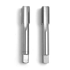 M10 X 1.25 Mm Métrique Robinet Lot en acier tungstène Conique et Plug Thread Cutter TD019