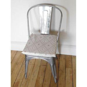 COUSSIN DE CHAISE  ligne coussin de chaise - galette de chaise modern