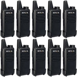 TALKIE-WALKIE Retevis RT22 Talkie Walkie Mini Talkie Walkie Ultr