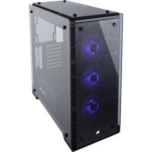 BOITIER PC  Corsair Crystal 570X RGB Boîtier PC Gaming (Moyenn